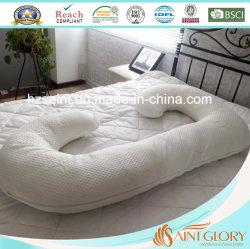 Couvercle de bambou de gros de la grossesse congé de maternité J'oreiller en forme