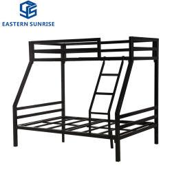 Quarto moderno Metal dormitório cama beliche para as crianças e os Alunos