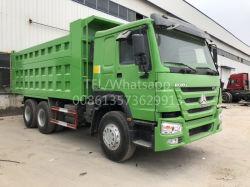 Китайский популярной торговой марки исходное состояние 2016 модель EURO III 371HP 6X4 Sinotruk Самосвал для продажи