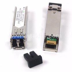 2.5g 20km Ddm Module SFP / Module émetteur-récepteur optique SFP