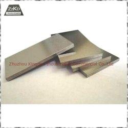 Bande de carbure de tungstène carbure cimenté de tungstène -