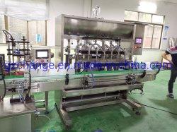 Top Grade 0,5-5L Waschmittel Füllung Verschließen Etikettier Verarbeitungsmaschine