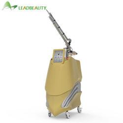 Pigment-Behandlung-Einheit beschmutzt Abbau-realen Picosekunde-Laser in China