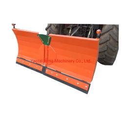 Chargeur d'extrémité avant du tracteur de la neige des lames de chasse-neige hydraulique de lame