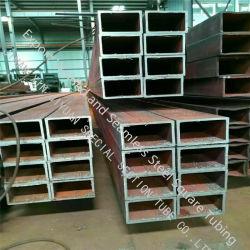 Q345 Tubo de acero galvanizado para valla