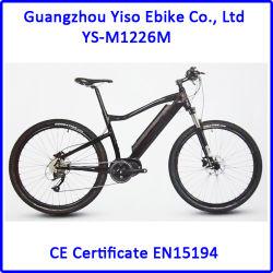 Modèle de vélo électrique Yiso pour manivelle / moteur central / moyen
