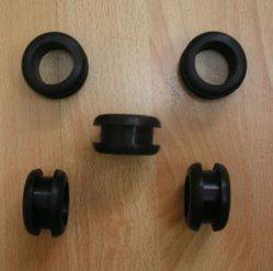 Gommino di protezione di plastica personalizzato nylon, gommini di protezione di gomma dal PVC, PE, materiale dell'ABS EPDM
