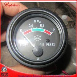 Sdlg Xgma Fotonのための車輪のローダーの空気圧のメートル