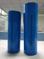 Прочного ПВХ экран используется для замены трубопроводов из нержавеющей стали