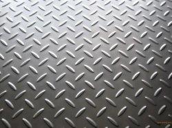 Bobina dello strato striata piatto del diamante dell'alluminio C1050 3003