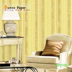 ورق الحائط شديد PVC تصاميم خلفية