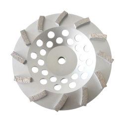 Diamond гранита абразивного камня шлифовка наружное кольцо подшипника колеса