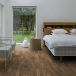 Ecoの木製の穀物屋内クリックの石固体Spcの固体堅いコアビニールの床