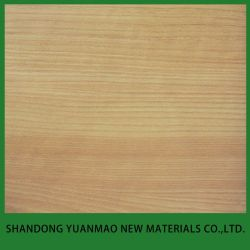 Modèle de bois Papier décoratif pour meubles