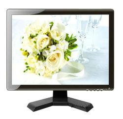 17 франтовского дюймов монитора цвета HD LCD СИД для дома