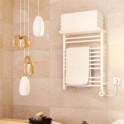 Avonflow 분말 코팅 WiFi 통제 전기 난방 목욕탕 수건 선반 전기 히이터