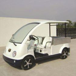 2 El asiento eléctrico alimentado por batería de plomo ácido pequeño vehículo de carga (DU-N4).