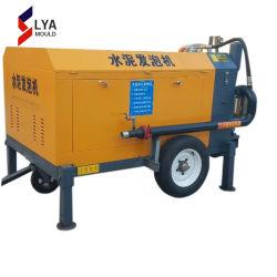 Macchina per la produzione di blocchi generatori in schiuma per calcestruzzo CLC