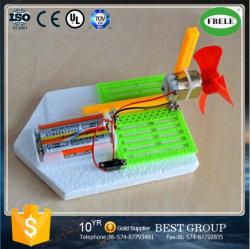 Modelo de barco neumáticas bricolaje barco de juguete (FBELE) Los niños Toy