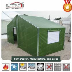 9x6m tente de renom, utilisée tente militaire, tente de l'armée, de secours tente pour la vente