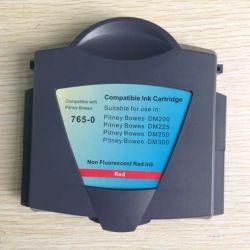 Cartouche d'encre 765-0 pour Pitney Bowes DM200/DM300/DM400SECAP™ DP200