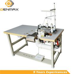 máquina de costura overloque Flanging colchão