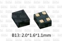 Câmara antivibrações serra HDR433M-B13 pacote de tamanho do chip 2.0*1,6mm com melhor preço pode substituir de 3*3mm DCC6C e a DIP Typ