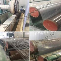 La línea de extrusión de plástico Prdouction/ Máquina/Maquinaria para bolsa tejida PP