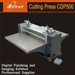 L'artisanat de papier personnalisé électrique Boway Die Punch de coupe