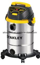 Aspiratore a umido/secco SL18017 8 galloni/30 l, acciaio inox 4,5 HP, stanley