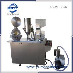 Het semi Automatische Model/de Hand van de Vullende Machine dtj-C van de Capsule stelt de Teller van de Capsule in werking