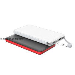 De nieuwe Banken van de Macht van de Telefoon van de Cel van de Fabriek USB van Smartphone Powerbank van de Douane van de Manier de Draagbare Bank 10000mAh van de Macht