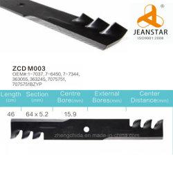 Sustitución de la cuchilla cortadora de césped pargo/Zcd-Snapper-M003