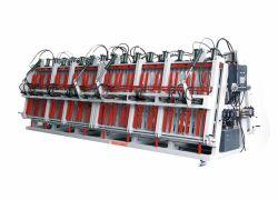 유압 죔쇠 운반대의 고성능 Glulam 수압기 또는 Flakeboard 유압 기계
