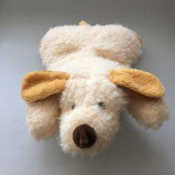 750ml熱湯袋が付いている特別なプラシ天の毛皮犬のおもちゃカバー
