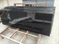 جلاكس الأسود اللامع عالي الجودة، تجانب الجرانيت، لمشروع الأرضيات/الحائط