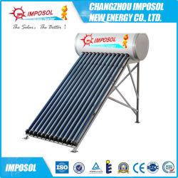 통합형 비압력 태양열 온수 히터