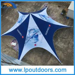 Tonalità esterna della stella della tenda del ragno del baldacchino di stampa della dogana di Dia16m
