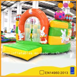 Bouncer gonfiabile del trampolino della mini del coniglio Camera di rimbalzo (AQ403-1)