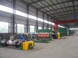 Cinta transportadora de la Curación de vulcanización de caucho la Máquina de prensa de la máquina Vulcanizer Correa
