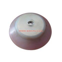 A borracha de Silicone Transparente pequeno OEM Sugador de vácuo / Suspensor Ventosas com parafuso