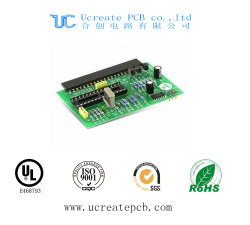 I circuiti un di arresto del PWB della scheda elettronici personalizzati dell'Assemblea PCBA
