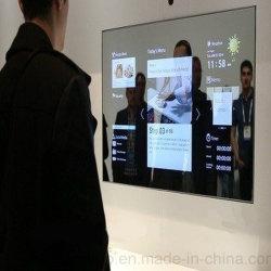 Yashi Smart miroir le plus récent de publicité avec FHD Resulotion 1980X1280 de la vidéo