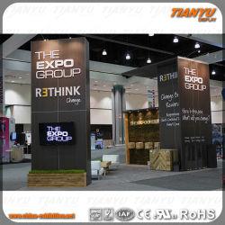 Mur d'affichage de centrale modulaire pour l'exposition Booth