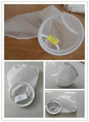 Malla de Nylon Bolsa de Filtro líquido micras con cordón ajustable / acero inoxidable / anillo de plástico