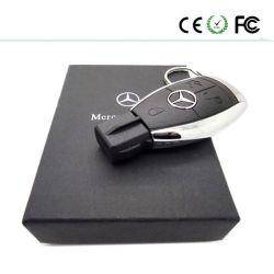 Pen Drive negro Coche Mercedes Benz creativa la llave de una unidad flash USB Stick