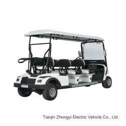 China-Hersteller-bester Lieferanten-guter Preis-Hotel-Garten-mini elektrisches besichtigengolf-Dienstauto