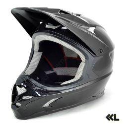 Pt1078 Downhill bicicletas BMX de rosto completa capacete DH DH-01