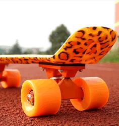 L'impression de l'eau Penny Skateboard nouveau skateboard personnalisé Skateboardet-Psk Penny001