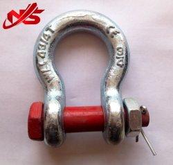 Wir Typ Absinken geschmiedete Schrauben-Bogen-Fessel der Sicherheits-G-2130